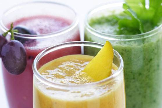 Anti-oxidant Rich Smoothie Recipes