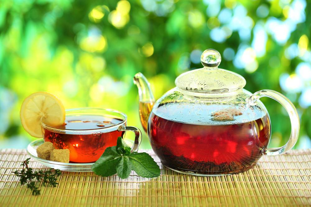 Tea to Get Rid of Headaches, Allergies, and Illness