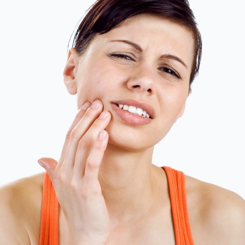 how to know if you have thrush in your mouth