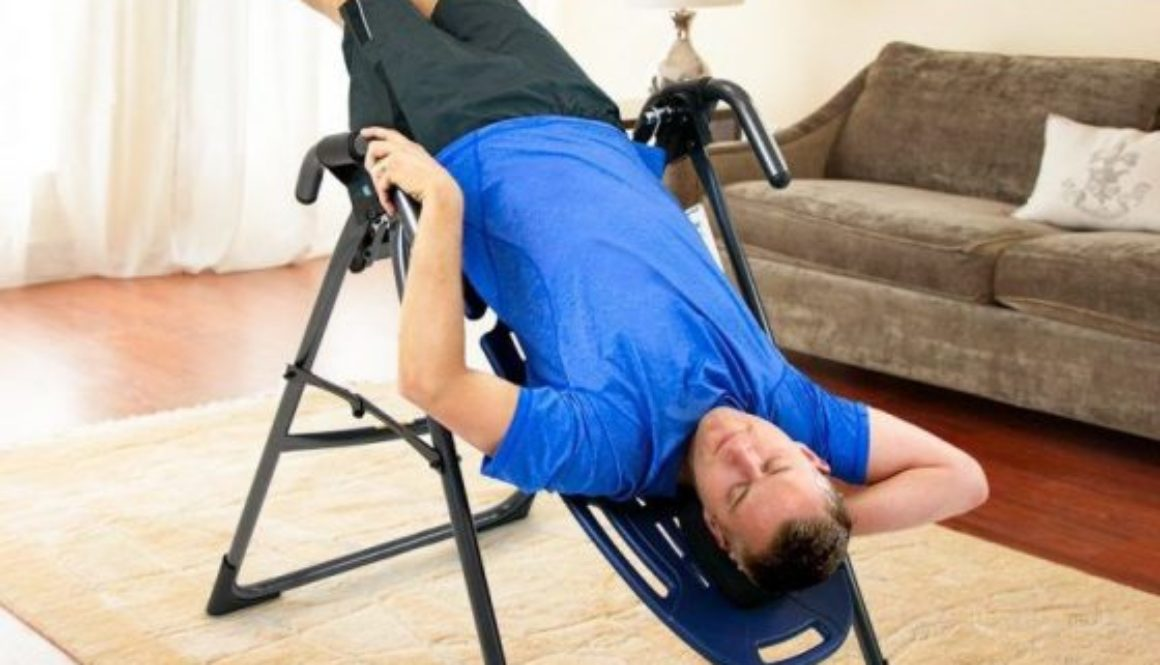 Do Inversion Tables Work For Lower Back Pain?