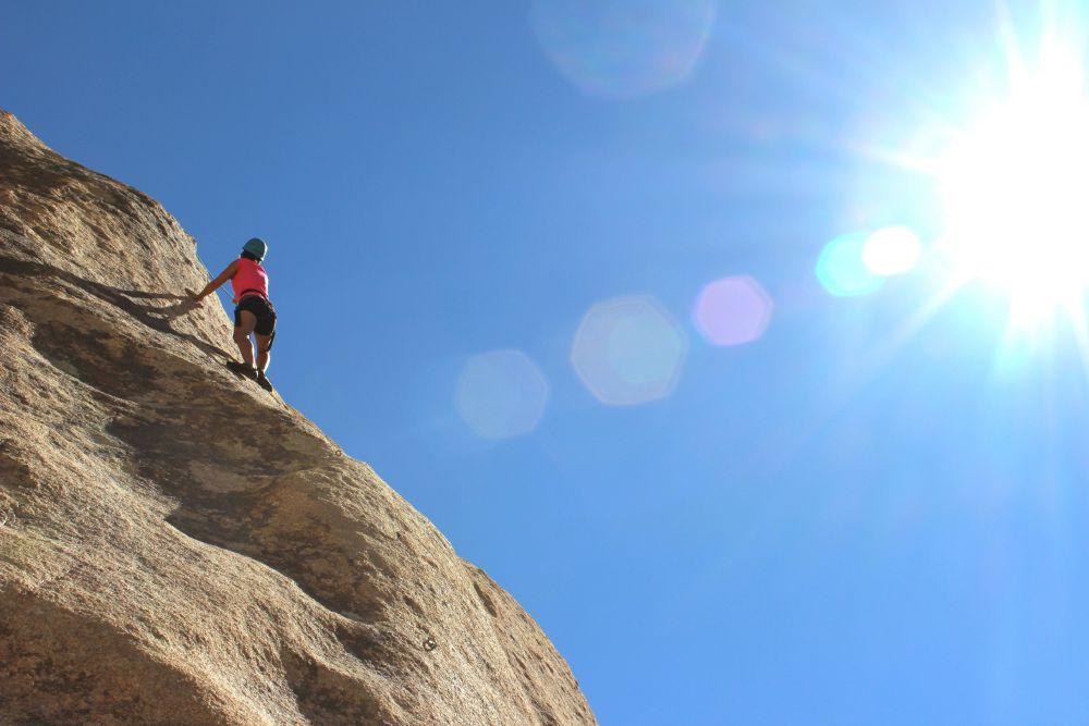 Mountain Climbing Exercise