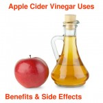 Apple Cider Vinegar Uses, Health Benefits and Side Effects