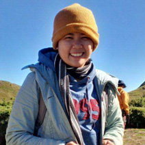 author dietitian Liz Naredo