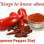 Cayenne Pepper Diet (Maple Syrup Diet)