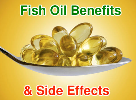 Fish Oil Health Benefits And Side Effects