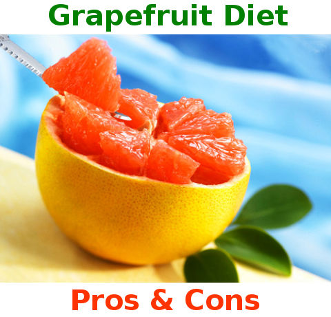 Lose weight diet :: Grapefruit diet