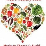 Heart healthy diet: studies, meals to choose & avoid