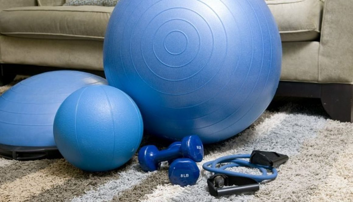 5 Items to consider for Your Workout at Home