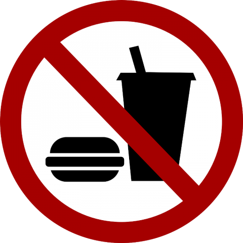 limit unhealthy food