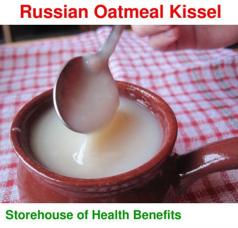 Russian Oatmeal Diet