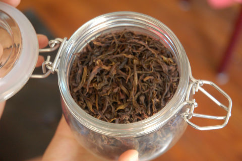 Oolong tea weight loss