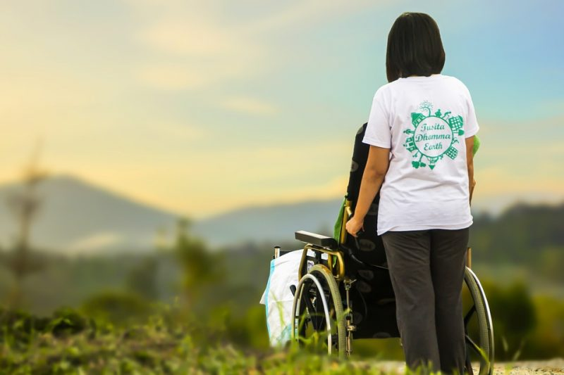People with Disabilities have the right to Good health too