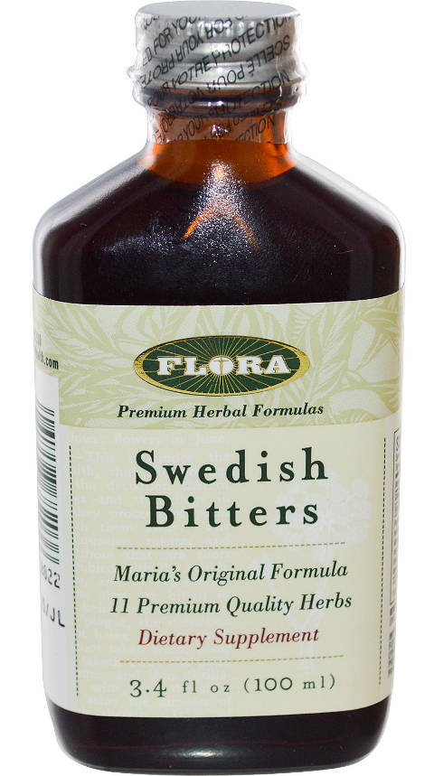 Swedish Bitters Benefits