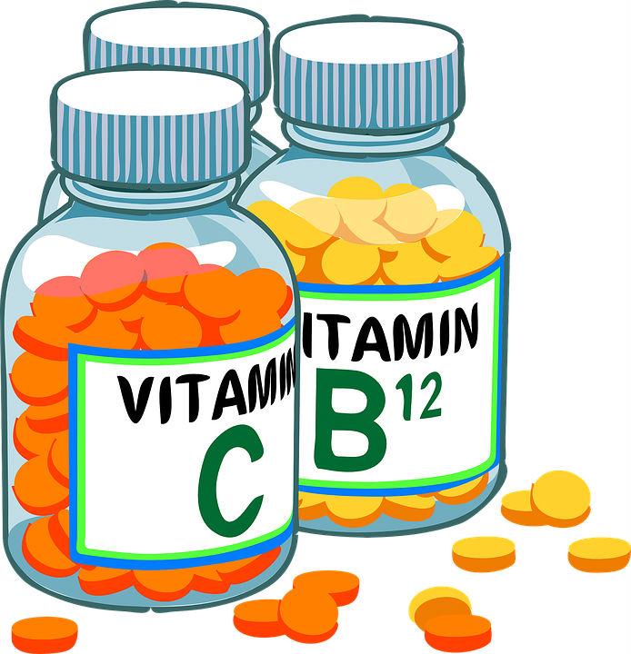Die Vitamine stärken das Organismus, helfen die Gesundheit zu bewahren und schützen