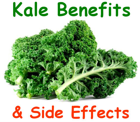 Side effects of eating raw kale